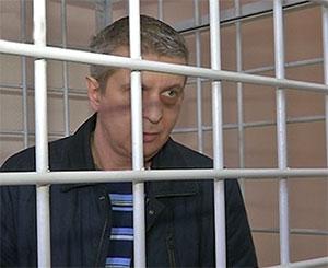 Александр Лбов в суде