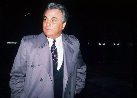 Босс Коза Ностры Джон Готти