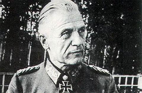 Генерал Вальтер фон Зейдлиц