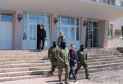 Арест Геннадия Васькова