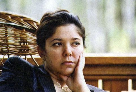 Супруга бывшего губернатора Нижегородской области Гуля Ходырева