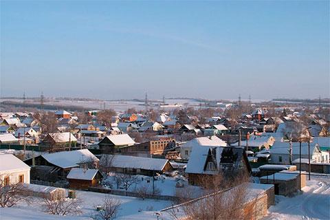 Поселок Стройкерамика, где базировались «марчелловские»