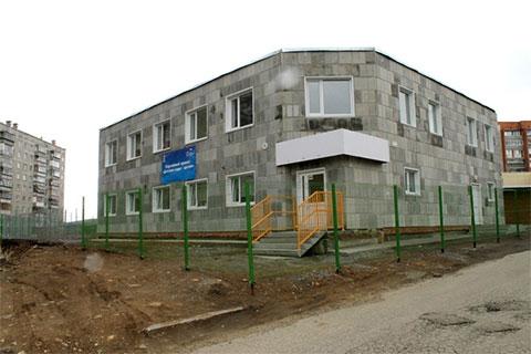 Здание детсада «Умка»