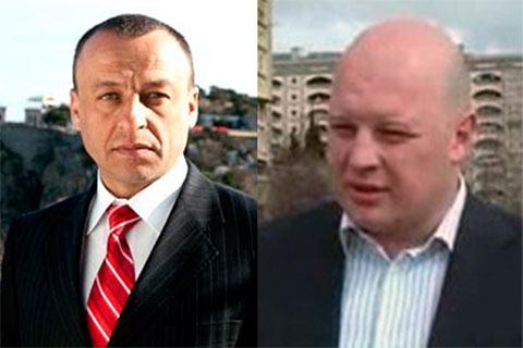 Олег Земляной и Михаил Епик