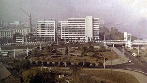 Днепропетровск - 1970е года