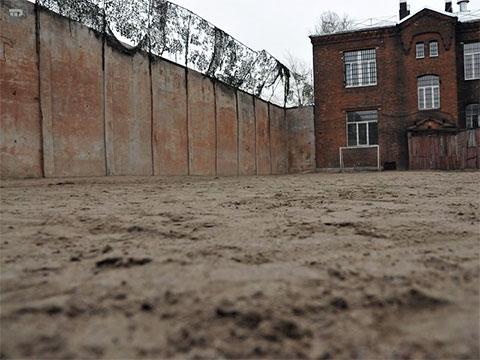 Спортивная площадка Крестов