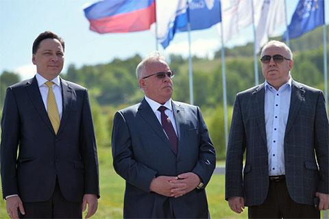 Роберт Пальталлер и Александр Бердников