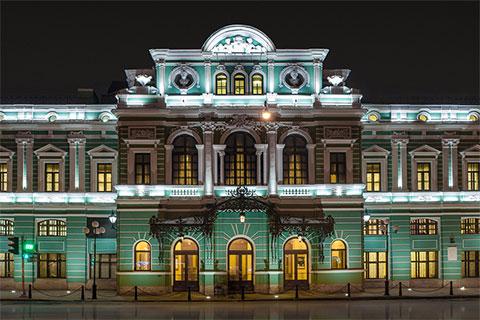 Большой драматический театр в северной столице