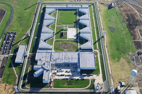 Тюрьму Терре-Хот