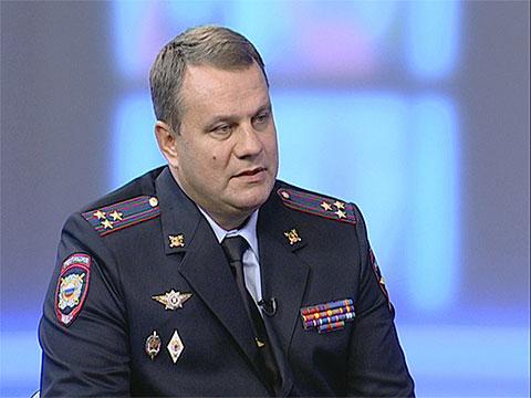 Бывший заместитель начальника краевой полиции по оперативной работе Владимир Крылов