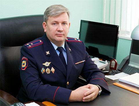 Бывший начальник управления экономической безопасности и противодействия коррупции Вячеслав Екимов