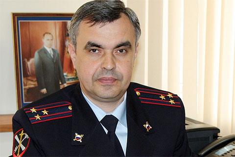 Бывший заместитель начальника УМВД по Краснодару Вячеслав Яшин
