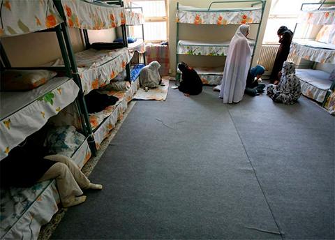 Тюрьма Эвина, Тегеран, Иран