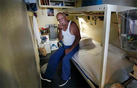 Тюрьма Сан-Квентин, Калифорния, США