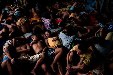 Тюрьма Кесон-Сити, Кесон-Сити, Филиппины