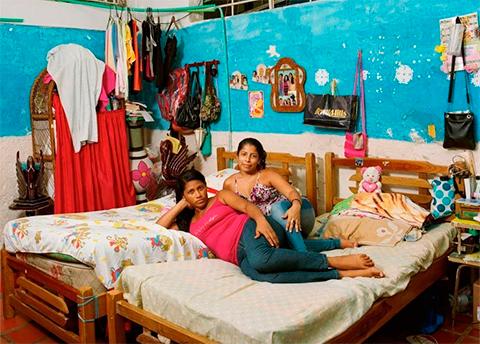 Женская тюрьма Сан-Диего, Картахена, Колумбия