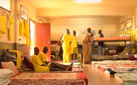 Тюрьма Лузира, Кампала, Уганда