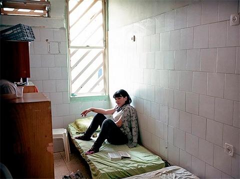 """Колония для женщин """"Неве-Тирца"""", Рамла, Израиль"""