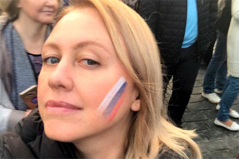Екатерина Драгунова