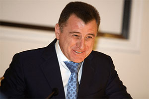 Сергей Боженов