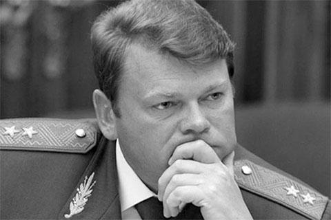 Экс-глава питерского главка МВД Владислав Пиотровский