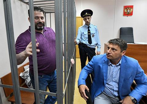 Дионисий Золотов в суде 9 августа