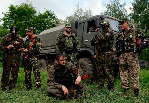война в «ДНР» и «ЛНР»
