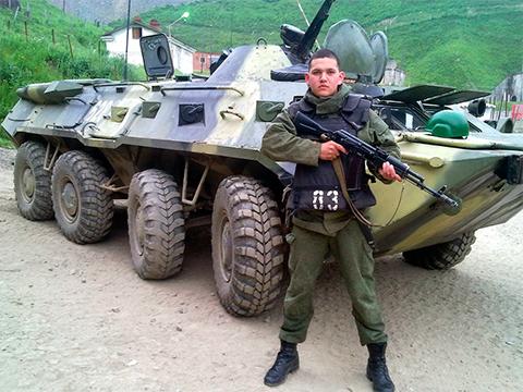 Глеб Сергучёв