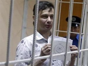 Игорь Завадский в суде