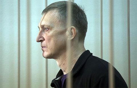Генерал СКР Сергей Калинкин