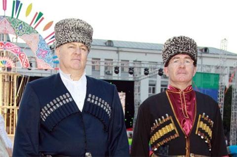 Абдулмеджид и Магомед Сулеймановы