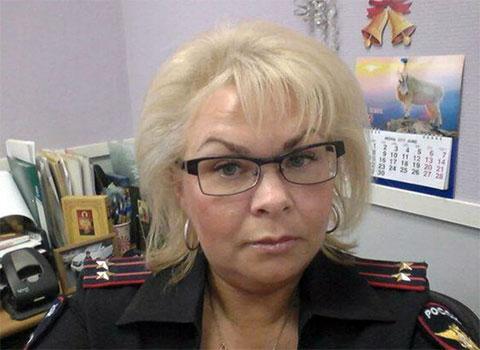 Светлана Бузукина