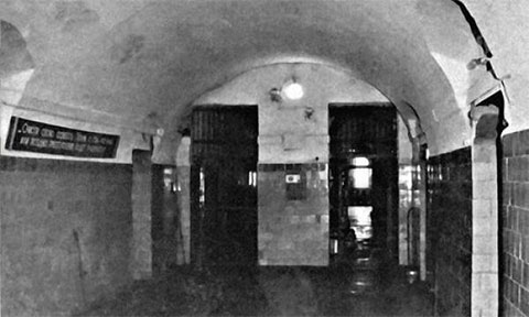 Бутырская тюрьма внутри. 1937 год