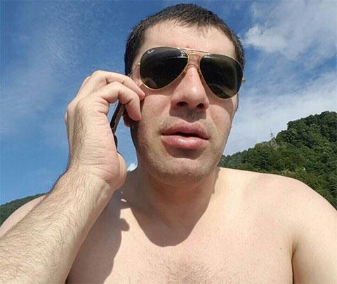 Вор в законе Джейран Кинцурашвили - Джейран Хонский