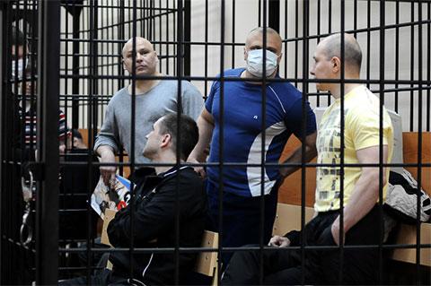 Логиновская ОПГ на суде