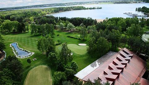 Яхт-гольф-клуб «Пирогово»
