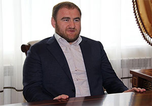 Обвинения Рауфа Арашукова