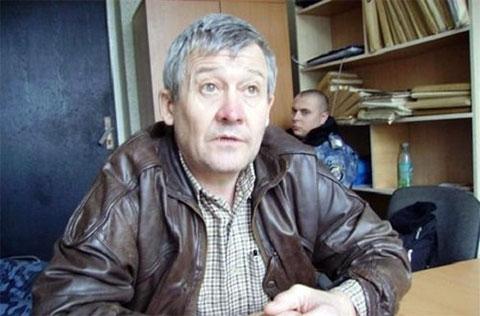 Маньяк Сергей Ткач