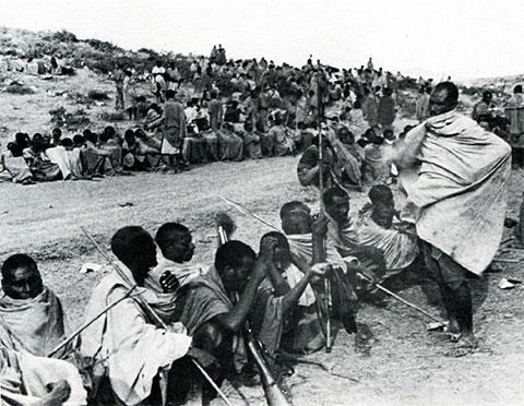 Времена террора в Эфиопии