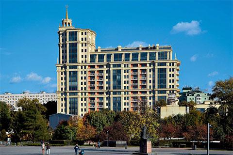 ЖК «Имперский дом» на Якиманке