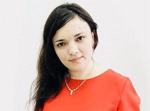 Ася Капаева — помощница Арашукова