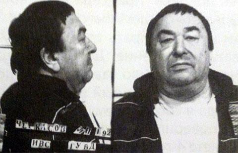 Вор в законе Анатолий Черкасов - Толя Черкас