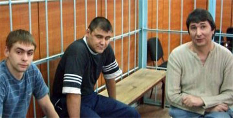 Эдуард Тагирьянов и его бандиты на суде
