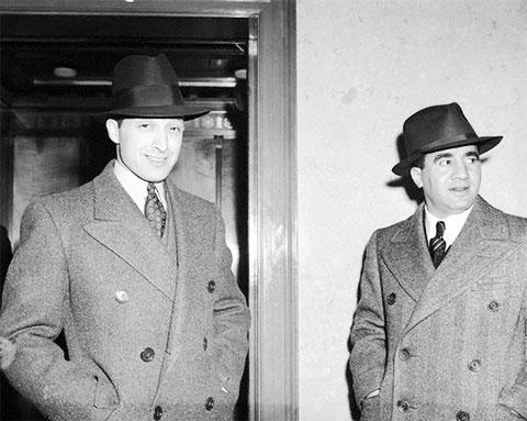 Слева: Алли Таненбаум и Эйб Релес