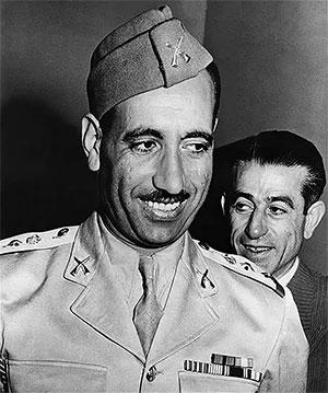 Полковник Абдель Ареф