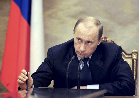 Владимир Путин - 2007 год