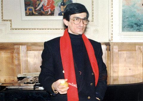 Вор в законе Реваз Гамцемлидзе - Гедемос Бичи