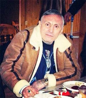 Вор в законе Александр Северов - Саша Север