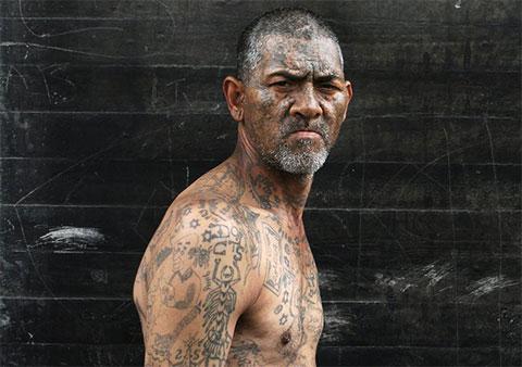 Татуировки в ЮАР
