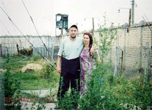 Слева: Азиз Батукаев, Киргизия